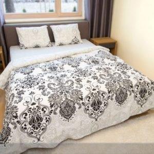 Dossa Vuodevaatteet Luxury Grey 180x210 Cm