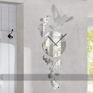 Ed Koristekello Clock Mirror