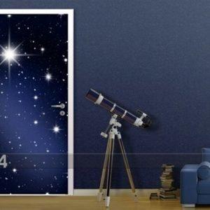 Ed Kuvatapetti Stars 100x210 Cm