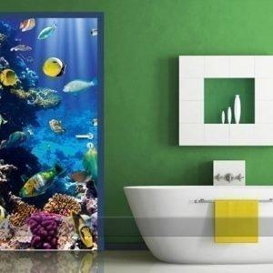 Ed Kuvatapetti Underwater Paradise 100x210 Cm