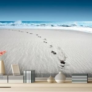 Ed Kuvatapetti Walk On The Beach 280x200 Cm