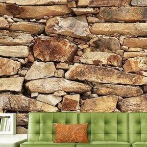 Ed Kuvatapetti Wall Of Sandstones 280 X 200 Cm