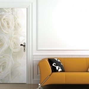 Ed Kuvatapetti Wedding Rose 100x210 Cm