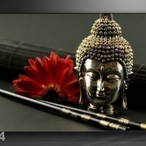 Ed Seinätaulu Buddha 120x80 Cm