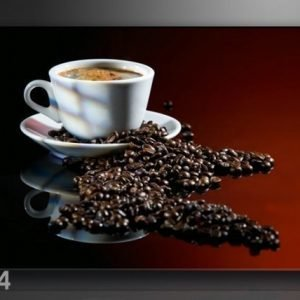 Ed Seinätaulu Kahvi 120x80 Cm