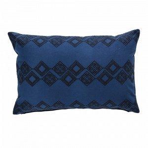 Ellos Bim Tyynynpäällinen Sininen 40x60 Cm