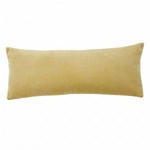 Ellos Celina Tyynynpäällinen Keltainen 35x90 Cm