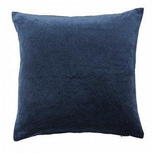 Ellos Elvira Samettityynynpäällinen Sininen 50x50 Cm