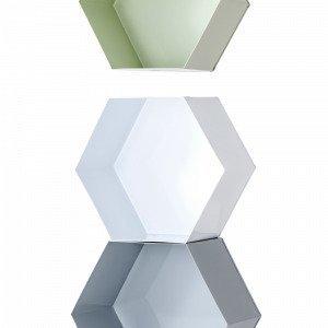 Ellos Hexagon Seinähyllyt 3 Kpl Monivärinen