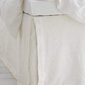 Ellos Madison Helmalakana Puuvillaa Valkoinen 60 Cm