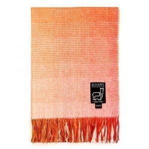Elvang Horizon Huopa Punainen / Oranssi 130x200 Cm