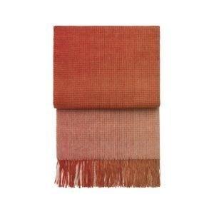 Elvang Horizon Huopa Punainen / Oranssi