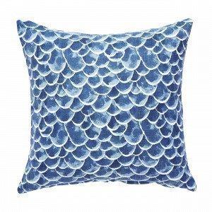 Emma Von Brömssen Fjader Cushion Fjäder Koristetyyny Sininen 50x50 Cm