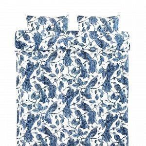 Emma Von Brömssen Paradis Bedset Pussilakanasetti Sininen 230x220 Cm