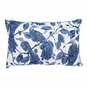 Emma Von Brömssen Paradis Cushion Koristetyyny Sininen 45x70 Cm