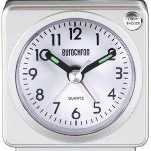 Eurochron Herätyskello Valkoinen