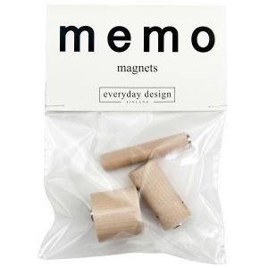 Everyday Design Memo Magneetit 3 Kpl