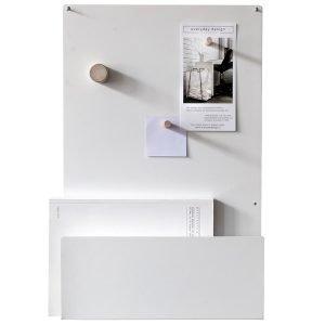 Everyday Design Memo Muistitaulu Valkoinen