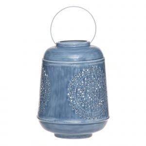 Fanni K Mandala Lyhty Sininen 33 Cm