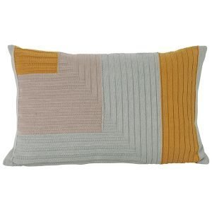 Ferm Living Angle Knit Tyyny Curry