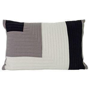 Ferm Living Angle Knit Tyyny Harmaa