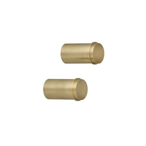 Ferm Living Brass Koukku 2 kpl Messinki
