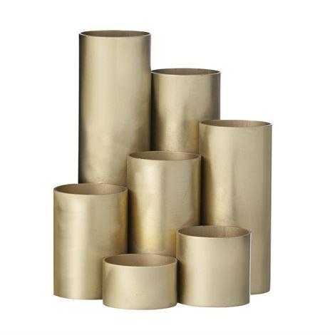 Ferm Living Brass Kynäteline Ø 6 cm