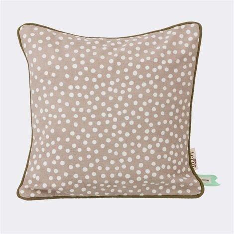 Ferm Living Dots Tyyny Harmaa 30x30 cm