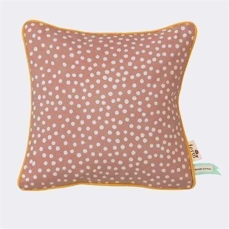 Ferm Living Dots Tyyny Roosa 30x30 cm
