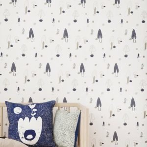 Ferm Living Forest Tapetti