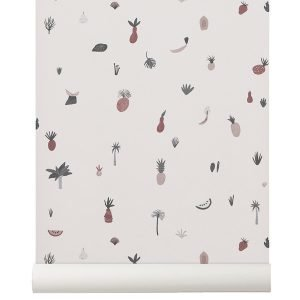 Ferm Living Fruiticana Tapetti