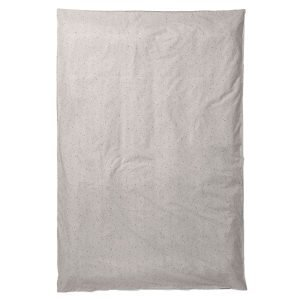 Ferm Living Hush Pussilakana Milkyway Cream 150x210 Cm