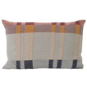 Ferm Living Medley Knit Tyyny Iso Minttu