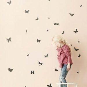 Ferm Living Mini Butterflies Sisustustarra