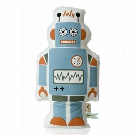 Ferm Living Mr. Large Robot Tyyny 50 cm