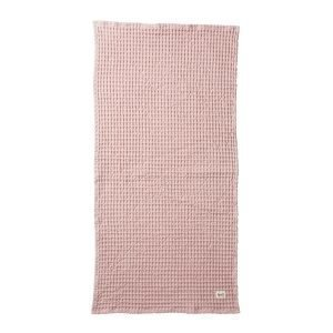 Ferm Living Organic Pyyheliina Vaaleanpunainen 50x100 Cm
