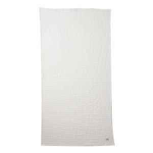 Ferm Living Organic Pyyheliina Valkoinen 70x140 Cm
