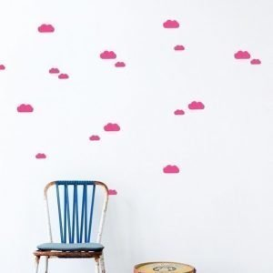 Ferm Living Stickers Mini Clouds Sisustustarrat
