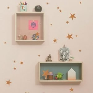 Ferm Living Stickers Mini Stars Sisustustarrat