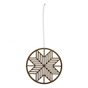 Ferm Living Wooden Crystal 17