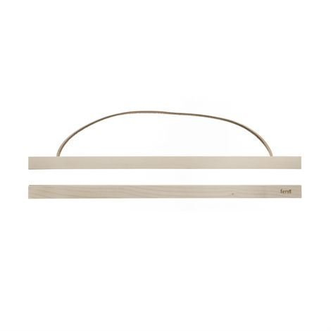 Ferm Living Wooden Frame Puukehys Vaahtera Iso