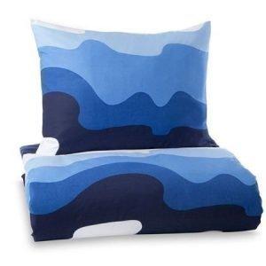 Finlayson Aalto pussilakanasetti 150 x 210 cm sininen
