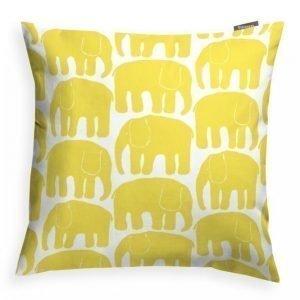Finlayson Elefantti Tyynynpäällinen Keltainen