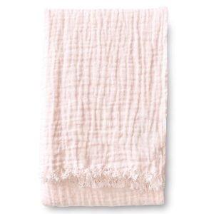Finlayson Lino Huopa Vaaleanpunainen 130x170 Cm