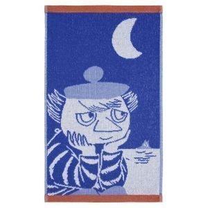 Finlayson Mumin Pyyheliina Sininen 30x50 Cm