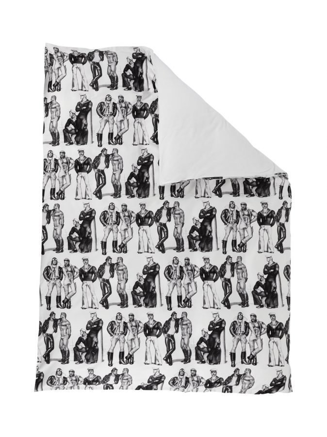Finlayson Tom Of Finland Fellows Pussilakana 150 X 210 cm