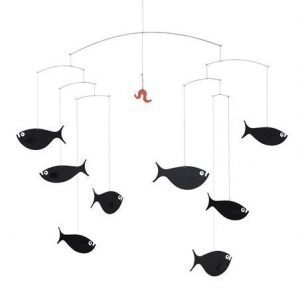 Flensted Mobiles Shoal Of Fish Mobile Musta