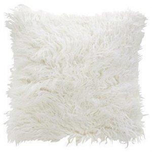 Fondaco Tyynynpäällinen Poppy Valkoinen