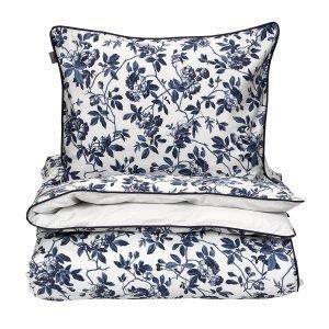 Gant Home Beverly Rose Pussilakana Sateen Blue 150x210 Cm