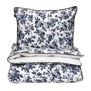 Gant Home Beverly Rose Pussilakana Sateen Blue 220x220 Cm